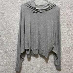 Urban Outfitter grey soft hoodie
